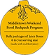 Ornament - Weekend Food Backpack Program