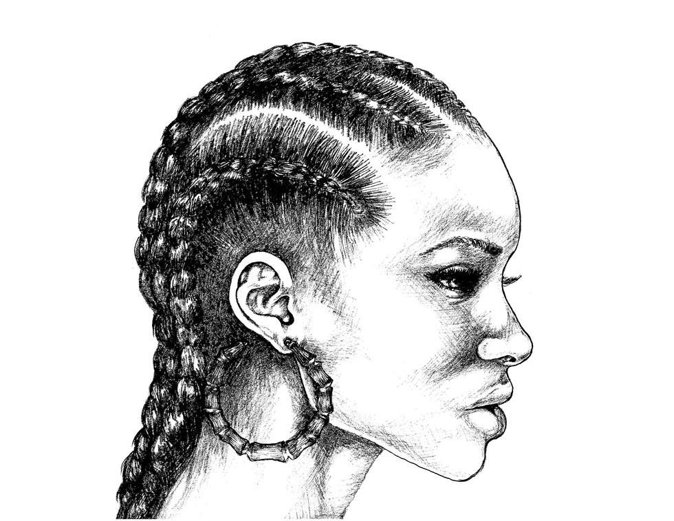 Door-Knocker Earrings
