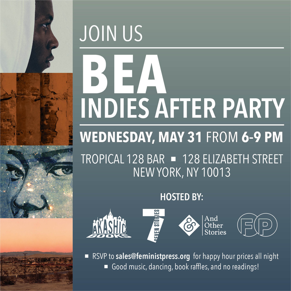 2017 BEA Indies After Party