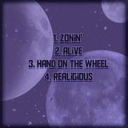 Zonin' Tracklist