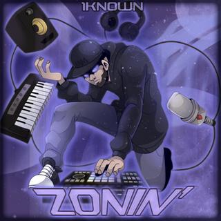 Zonin' Cover Art (Clean)