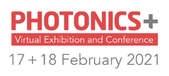 Can't wait to meet you at Photonics+ virtual event on February 17-18th