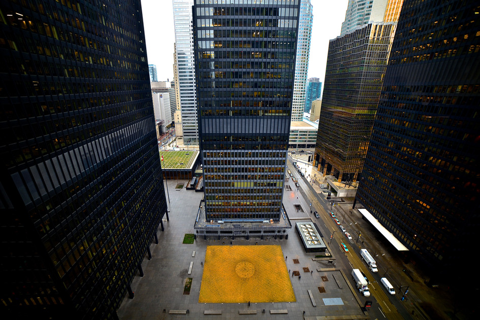 TD Centre Revitalization
