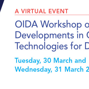 Join us at the OIDA Workshop on Co-Packaging Technologies development for Data Centers on March 30th