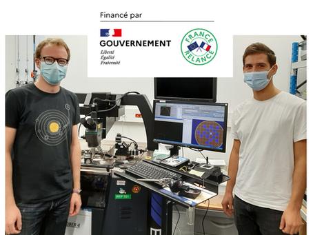 SCINTIL Photonics, lauréate du plan France Relance