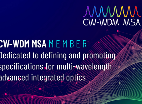 SCINTIL Photonics joins CW-WDM MSA