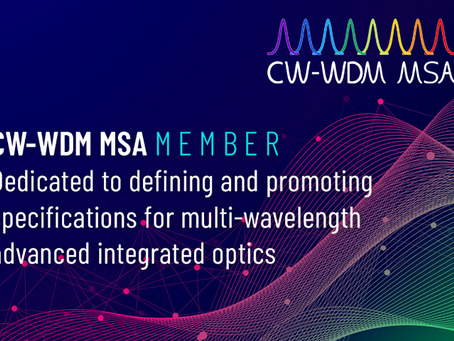 SCINTIL Photonics joins CW-WDM MSA