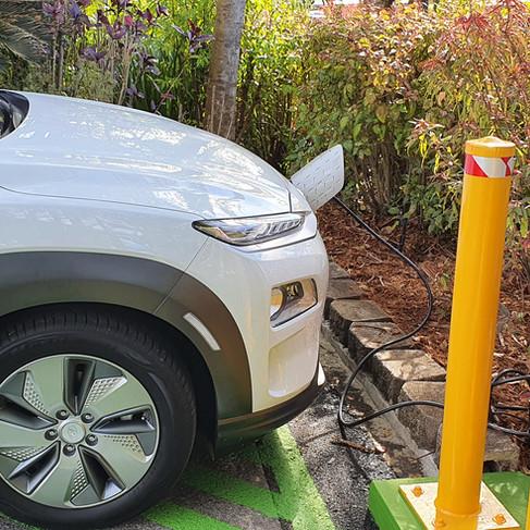 Kona plugged in Cairns .jpg