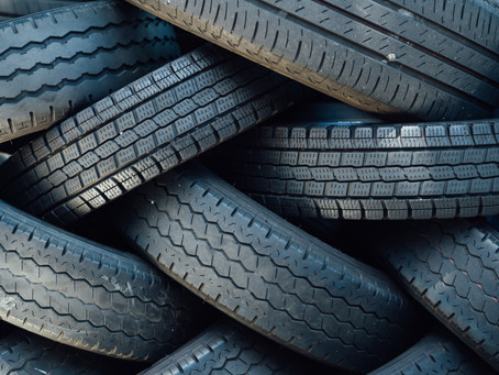 Tired Tyres!