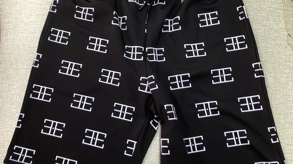 Elite Eighth Triple Double Graphic Shorts
