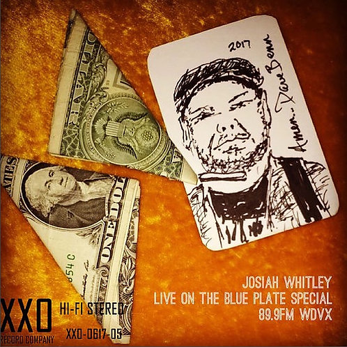 Live On The Blue Plate Special EP (Digital Album)