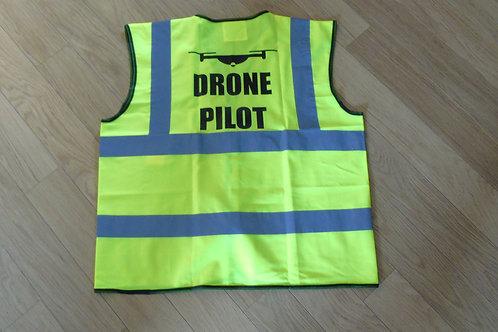 Drone H-Viz vest XL size