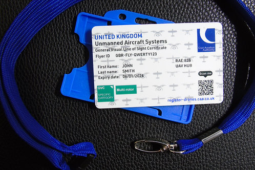 GVC course ID card set