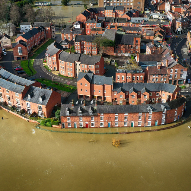 Shrewsbury flooding