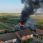 Pinchbeck fire