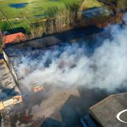 Spalding fire - 18th Jan 2020