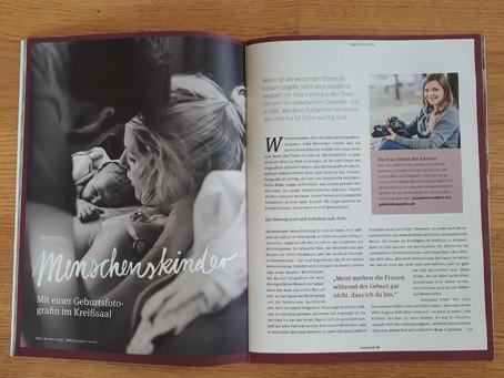 """Geburtsfotografie in der Rossmann """"babywelt"""" - Mein Interview und Fotos"""