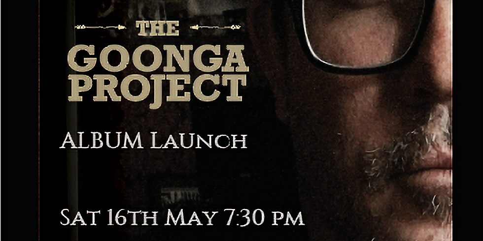 TEISCO WEST - THE GOONGA PROJECT album launch