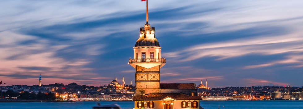 Maidens Tower - Istanbul, Turkey