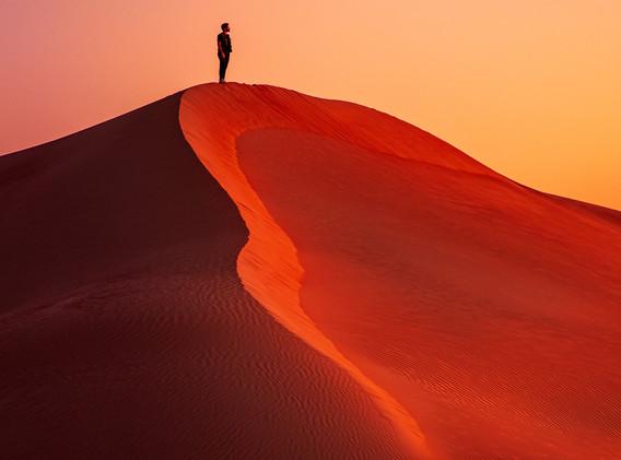 Desert - Dubai, UAE