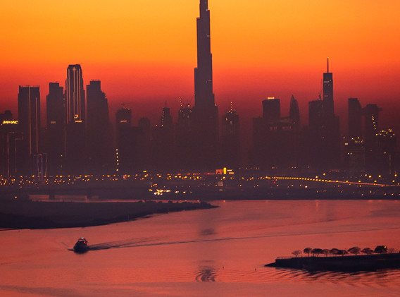 Creek Harbour - Dubai, UAE