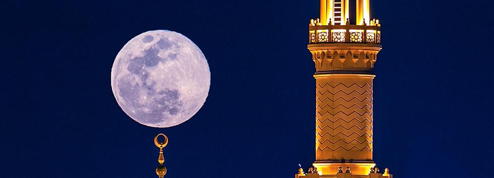 Dubai Moon