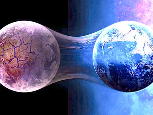 Korona virus – přechod do další dimenze, vzestup