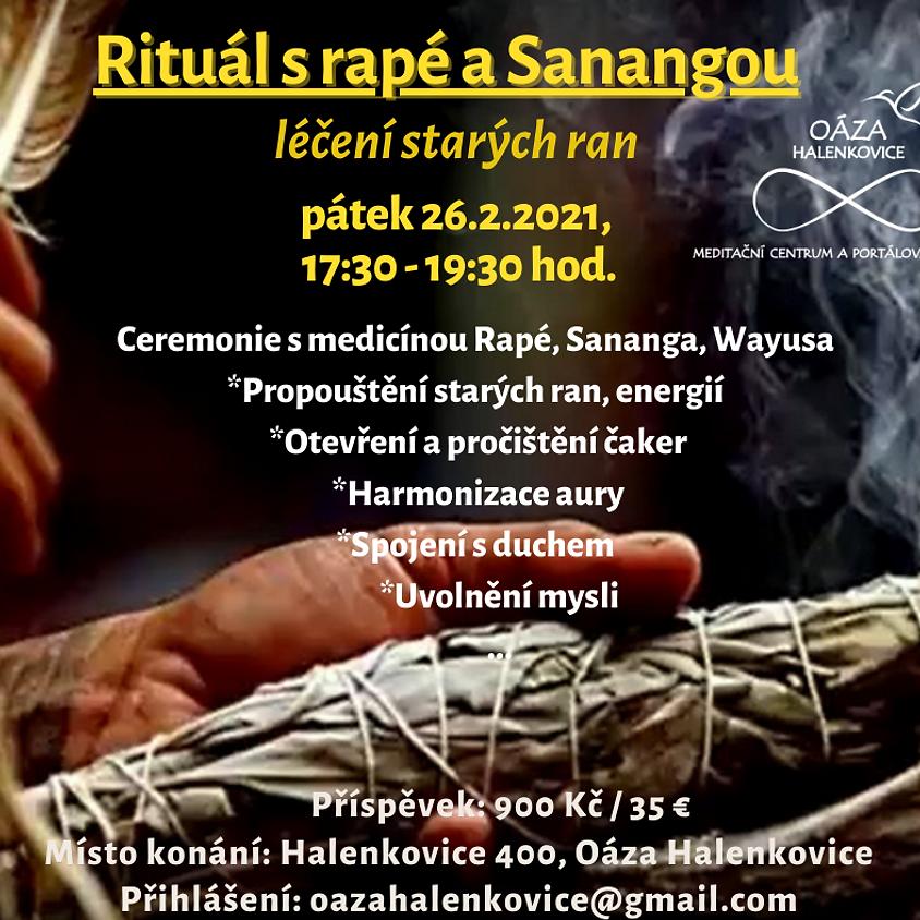 RITUÁL S RAPÉ A SANANGOU