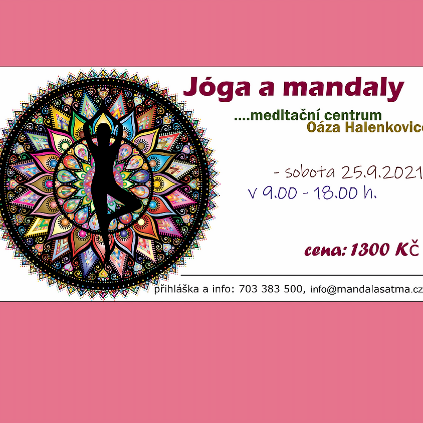 JÓGA A MANDALY