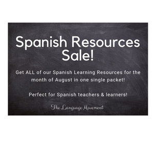 spanish resources, spanish learning, spanish teachers, spanish student