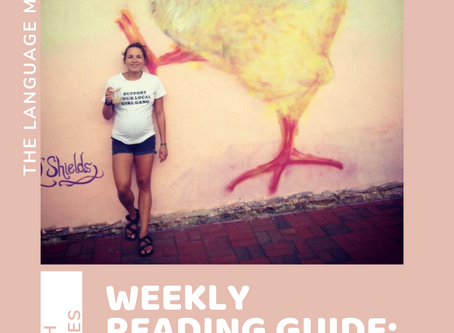 Women, Rockers, & Clothes: Weekly Spanish Reading & Review