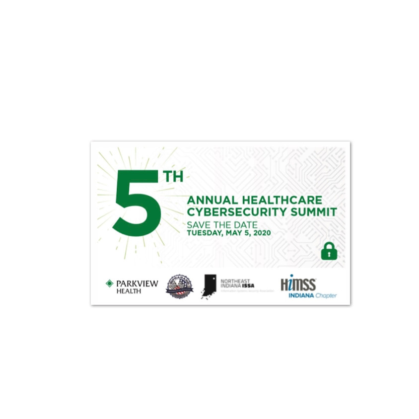 5th Annual Healthcare Cybersecurity Summit