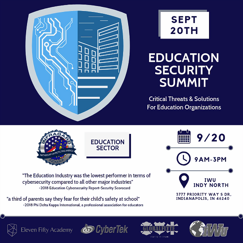 Education Sector Event