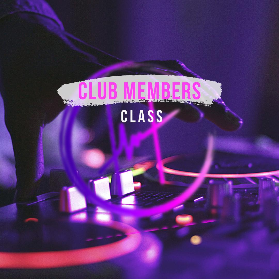 HIITZHOP® Class, Club Members