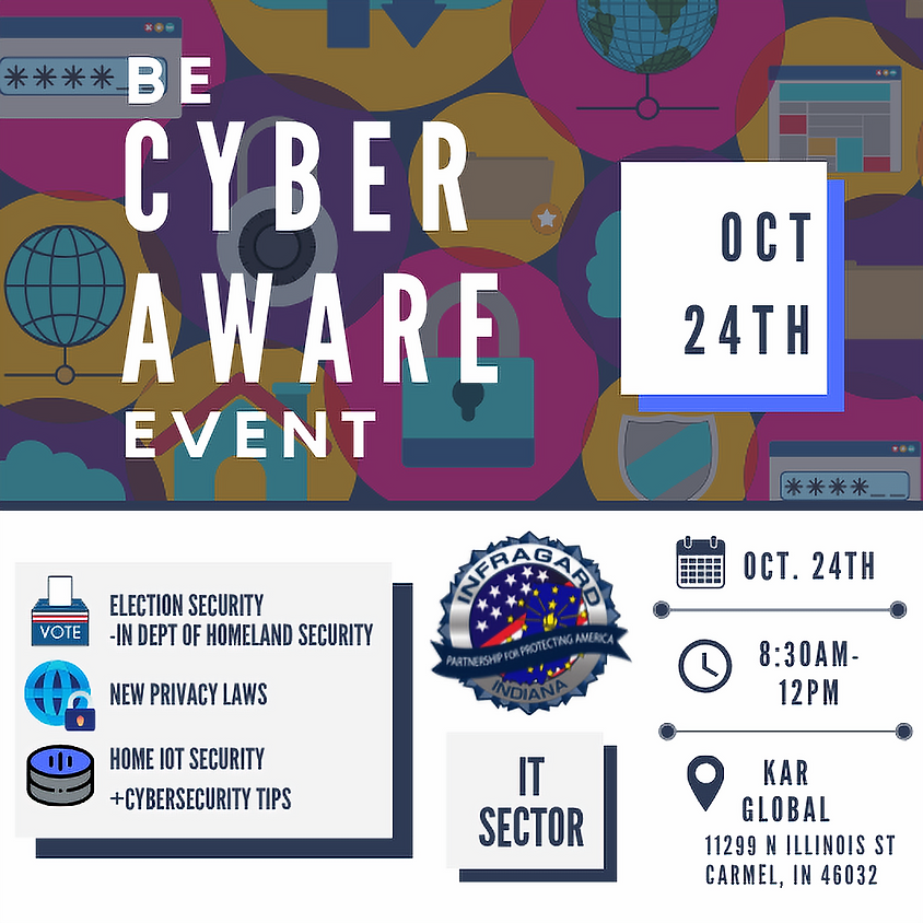 Be Cyber Aware Event