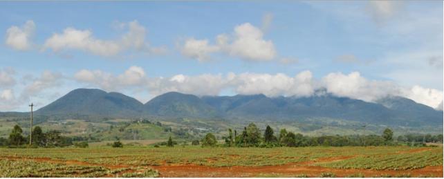 Mt. Kitanglad Range Natural Park