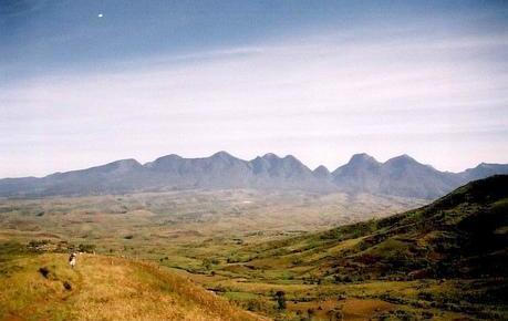 Mt. Kalatungan Range Natural Park