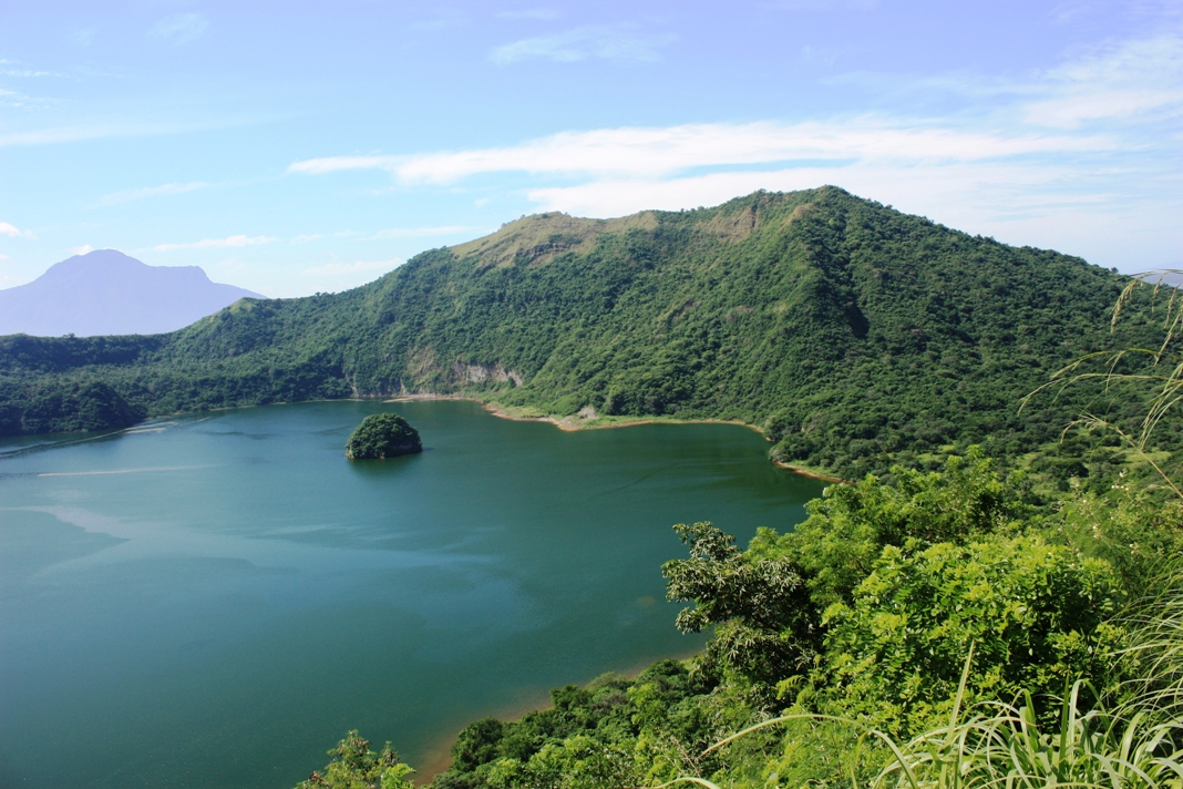 Taal Volcano Protected Landscape