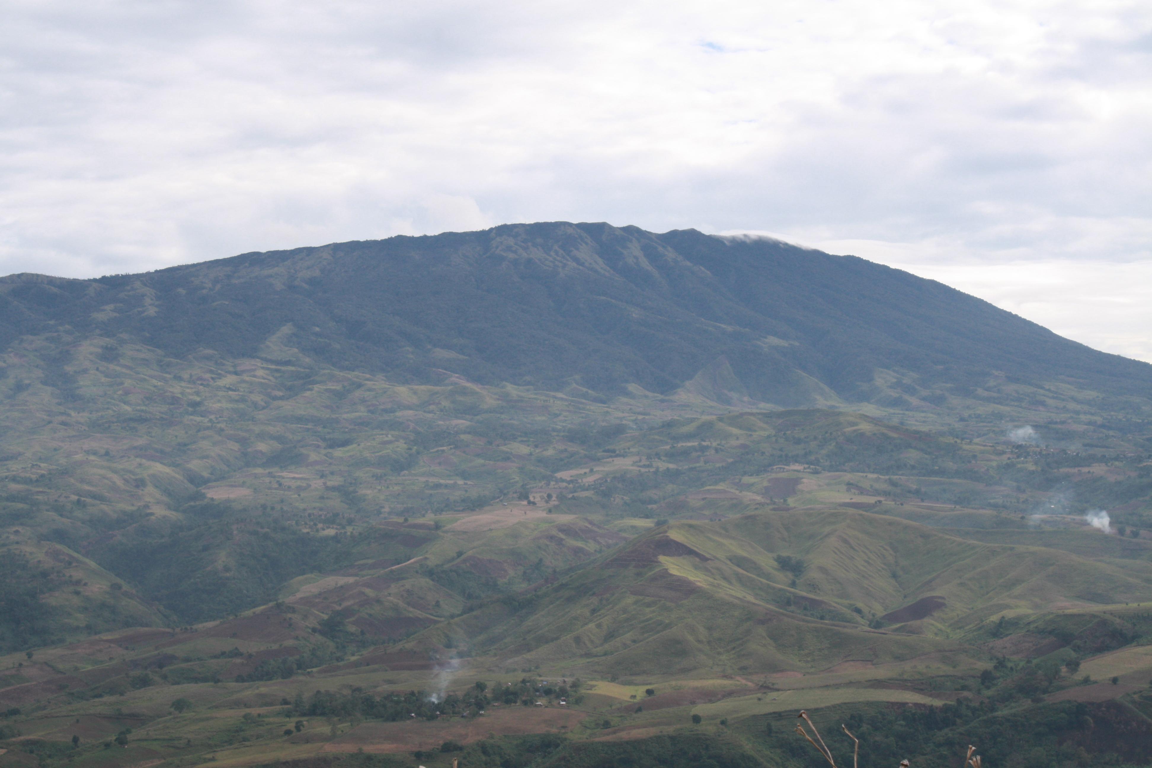 Mt. Balatukan Range Natural Park