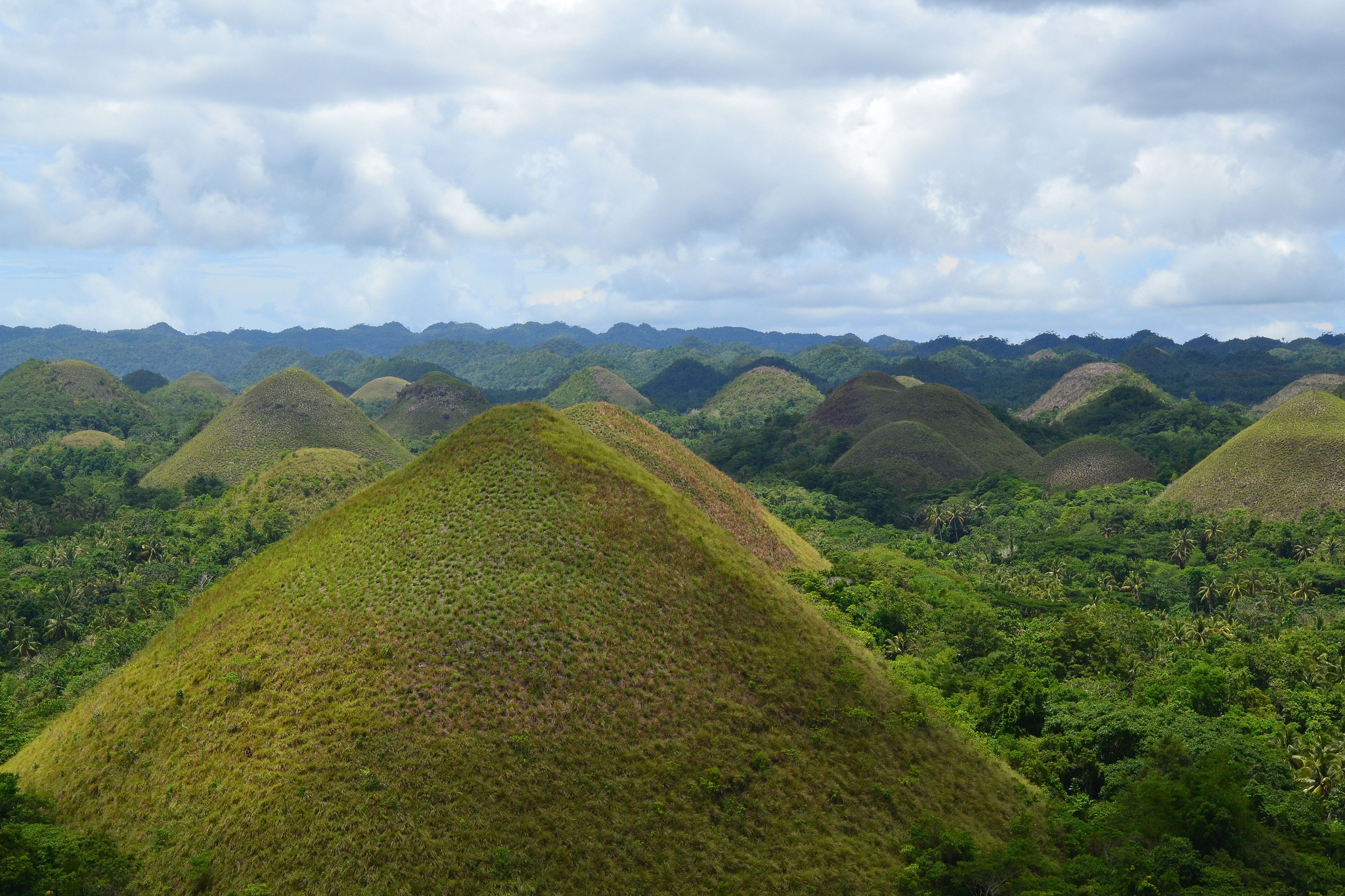 Chocolate Hills Natural Monument