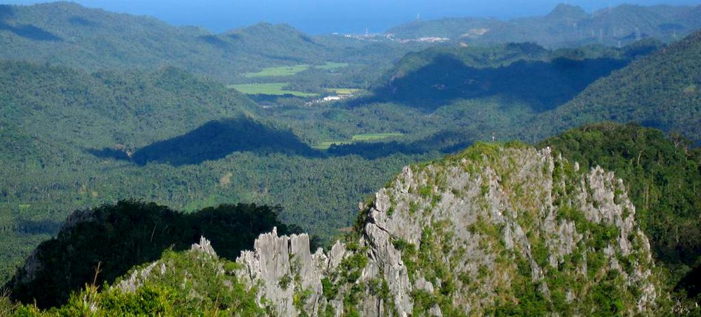 Quezon Protected Landscape