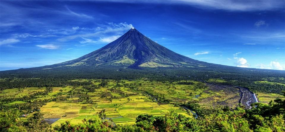 Mt. Mayon Natural Park