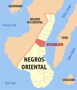 Banban (Ayungon) Forest Reserve
