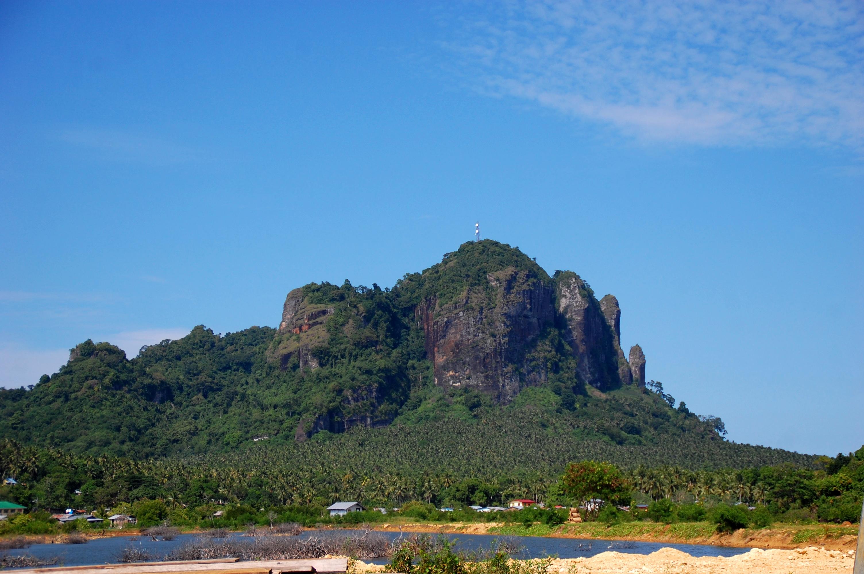Sacred Mountain National Park