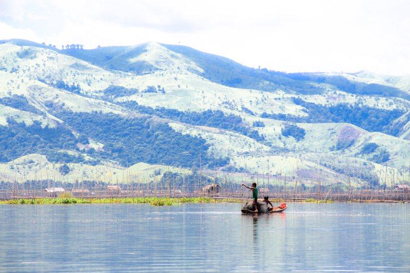 Lake Buluan National Park