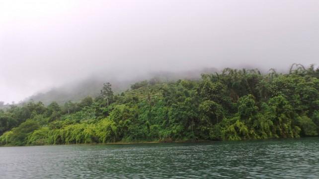 Lake Dapao National Park