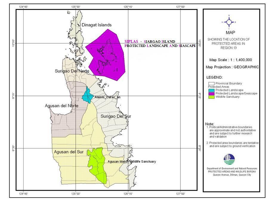 Siargao Islands ProtectedLandscapes