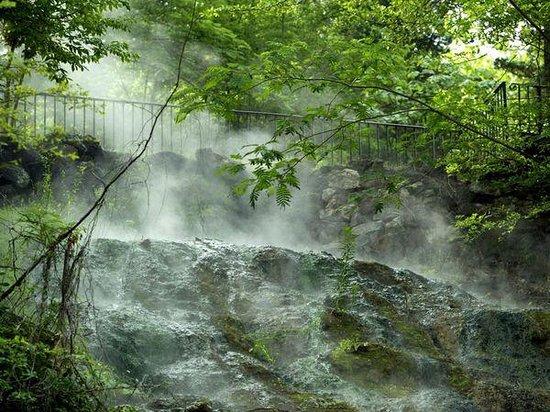 Mado Hot Spring National Park