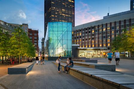 MBTA - Govt Center