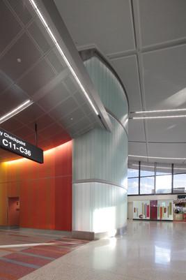 Logan Airport Terminal C